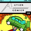 Action Comics 1 Celebration