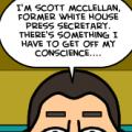 McClellan Comes Clean
